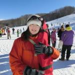スキー2016年1月
