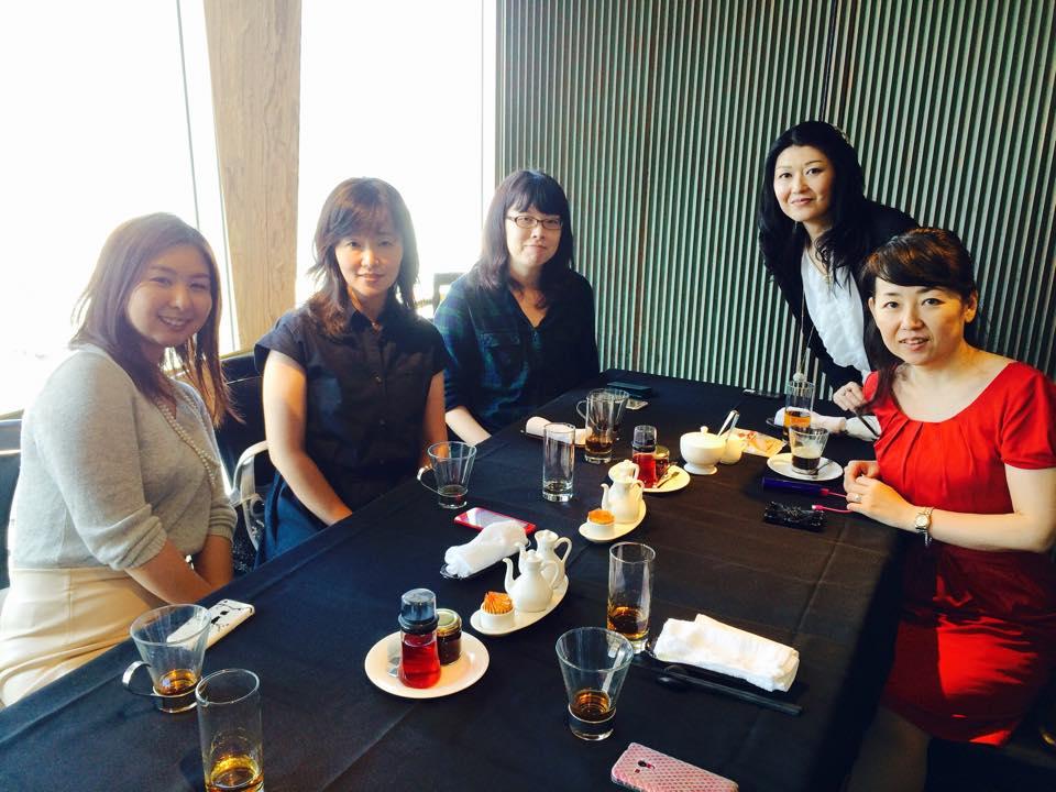 20150911第一回新宿ランチ会